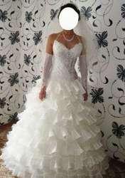 свадебное платье- транформер