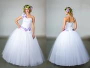 Свадебное платье Лейла,  бу