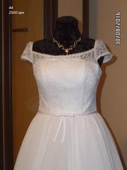Частные свадебные платья объявления