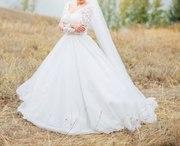 Продам ШИКАРНОЕ Итальянское свадебное платье LUSSANO