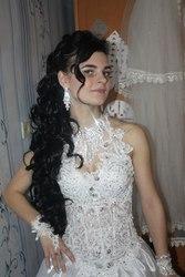 Срочно продаю свадебное платье не венченое