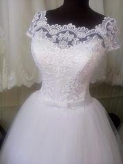 Свадебные платья 48-50 размер