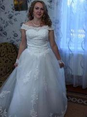 Продам красивое свадебное платье...)