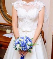 Свадебное платье 2017 г.
