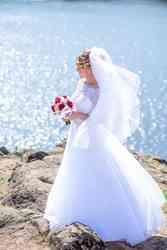 Продам свадебное платье в Запорожье