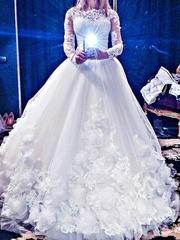 Свадебное платье Stella Shakhovskaya оригинал