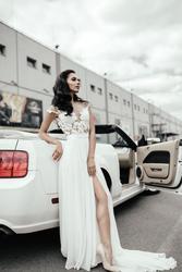 Дизайнерское свадебное платье от BOOM BLUSH