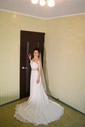Продам эксклюзивное свадебное платье итальянского бренда Jolies