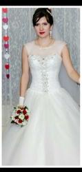 Свадебное платье Клеопатра,  цвет Айвори,  5000,  торг