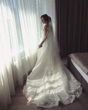 Продам свое роскошное свадебное платье