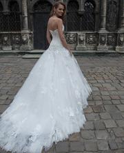 Самое красивое Свадебное платье.DABRA DOMINISS.