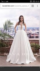 Свадебное платье Macaria