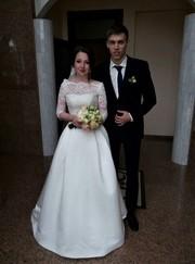 Продам Свадебное платье с салона Dominiss