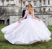 Продам свадебное платье шитое на заказ