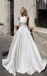 Свадебное платье дизайнер Оксана Муха