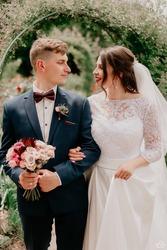 Свадебное платье 2019 ручной работы