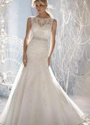 Свадебное платье mori lee 1957