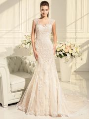 Продам свадебное платье + фата Nora Naviano 14584 Италия