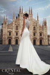 Изысканное свадебно платье Crystal