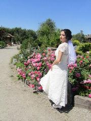 Свадебное платье ,  кружево,  недорого