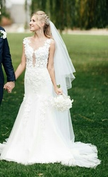 Свадебное платье б/у,  в идеальном состоянии
