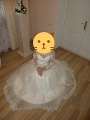 Продам очень красивое и пышное свадебное платье